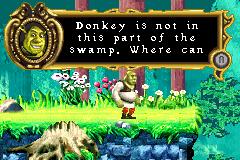 Shrek 2 (U)(Independent) ROM < GBA ROMs | Emuparadise