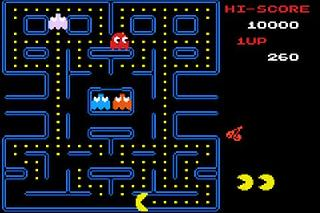 Screenshot Thumbnail / Media File 1 for Classic Nes - Pacman (U)(Hyperion)