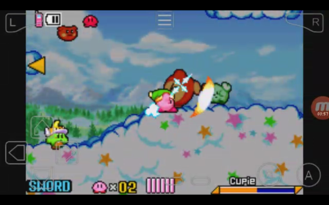 Pokemon gameboy color roms - Screenshot Thumbnail Media File 2 For Kirby And The Amazing Mirror E