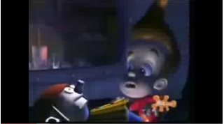 Screenshot Thumbnail / Media File 1 for The Adventures of Jimmy Neutron Volume 1 - Gameboy Advance Video (U)(Psychosis)