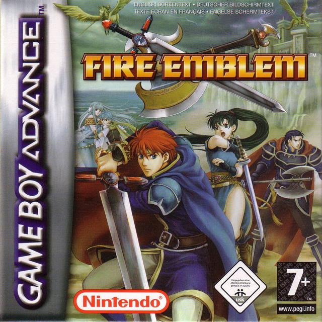 Fire Emblem (E)(Rising Sun) ROM < GBA ROMs | Emuparadise