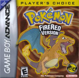 Pokemon Fire Red USquirrels ROM