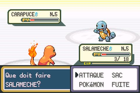 pokemon rouge feu gba4ios