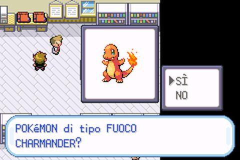 pokemon rosso fuoco vba