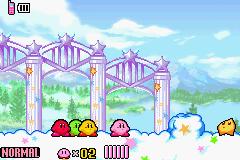 Resultado de imagen para Kirby & the Amazing Mirror emuparadise