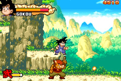 dragon ball gba romsmania