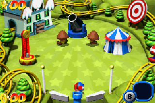 Screenshot Thumbnail / Media File 1 for Super Mario Ball (E)(TRSI)