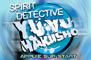 Screenshot Thumbnail / Media File 1 for Yu Yu Hakusho - Spirit Detective (E)(Rising Sun)