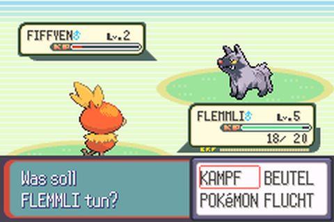 gba emulator pokemon rubin