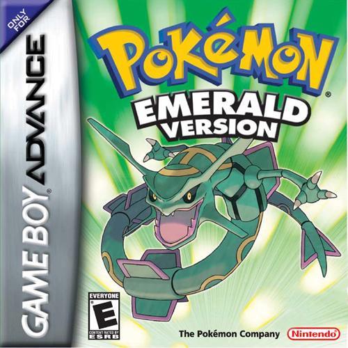 Pokemon -super mega emerald download