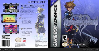 Screenshot Thumbnail / Media File 1 for Kingdom Hearts - Chain of Memories (E)(Eternity)