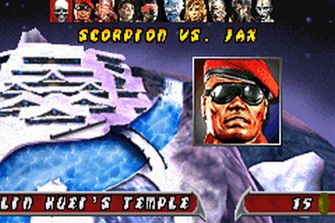Screenshot Thumbnail / Media File 2 for Mortal Kombat - Deadly Alliance (E)(