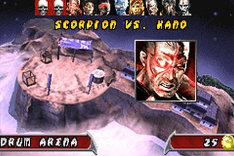 Screenshot Thumbnail / Media File 10 for Mortal Kombat - Deadly Alliance (E)(