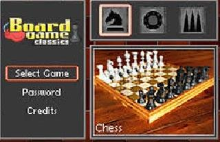 Screenshot Thumbnail / Media File 1 for Board Game Classics (E)(Independent)