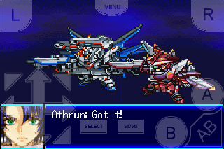 Screenshot Thumbnail / Media File 1 for Super Robot Taisen J (J)(WRG)