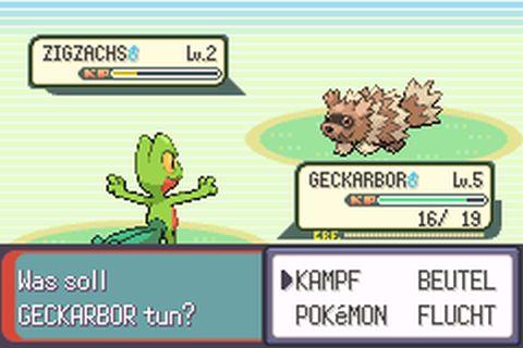 gameboid pokemon smaragd
