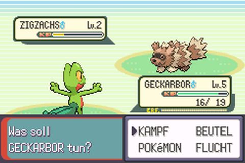 gba roms pokemon smaragd