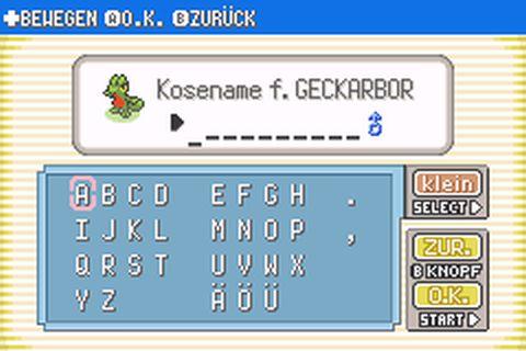 pokemon emerald german rom