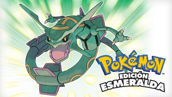 Pokemon Edicion Esmeralda (S)(Independent) ROM < GBA ROMs ...
