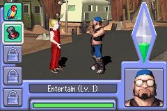 Sims gba rom