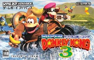Screenshot Thumbnail / Media File 1 for Super Donkey Kong 3 (J)(sUppLeX)