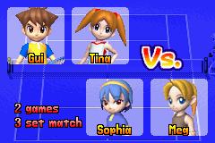 Mario Tennis - Power Tour (U)(Independent) ROM < GBA ROMs