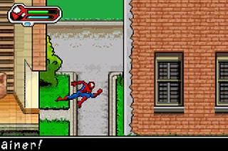 Screenshot Thumbnail / Media File 1 for Ultimate Spider-Man (E)(Independent)