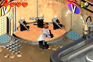 Screenshot Thumbnail / Media File 1 for LEGO Star Wars II - The Original Trilogy (E)(Rising Sun)