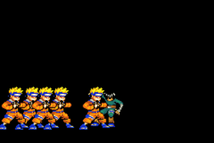 naruto shippuden ninja council 4 rom