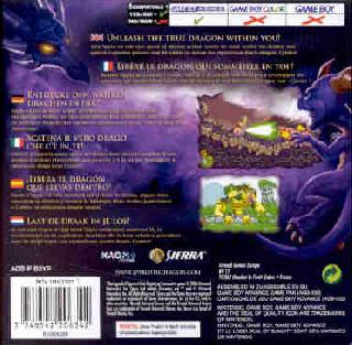 Screenshot Thumbnail / Media File 1 for The Legend of Spyro - A New Beginning (U)(Rising Sun)