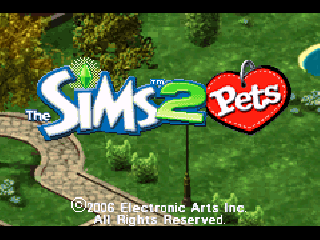 Screenshot Thumbnail / Media File 1 for The Sims 2 - Pets (E)(Lightforce)