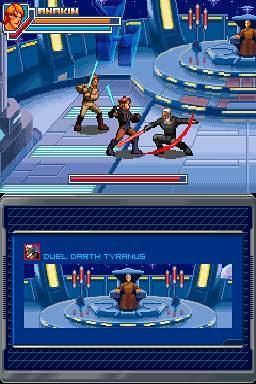 Star Wars Episode Iii Revenge Of The Sith E Trashman Rom Nds Roms Emuparadise