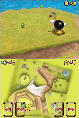Super Mario 64 DS (U)(Trashman) ROM < NDS ROMs | Emuparadise