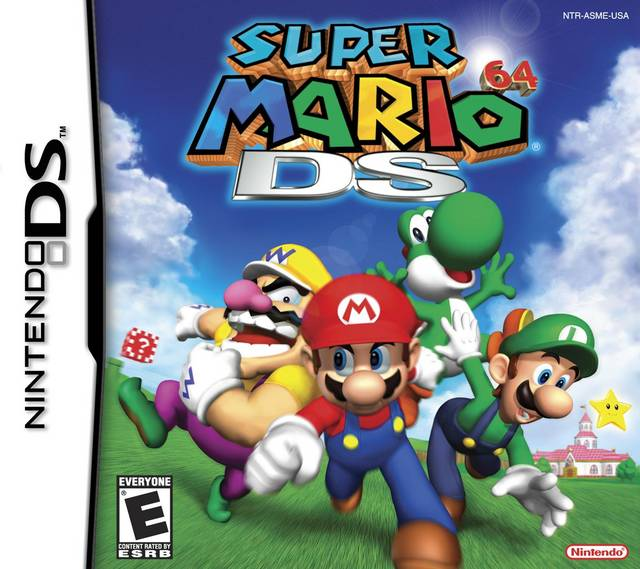 paper mario rom nds