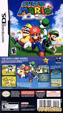 Super Mario 64 Ds U Trashman Rom Nds Roms Emuparadise