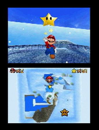 Super Mario 64 DS (U)(Trashman) ROM < NDS ROMs   Emuparadise