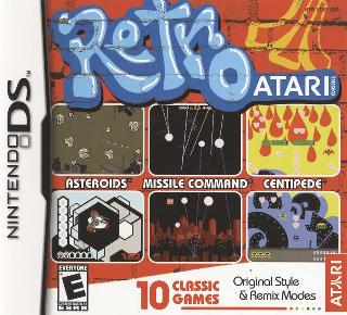 Screenshot Thumbnail / Media File 1 for Retro Atari Classics (U)(Wario)