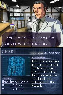Screenshot Thumbnail / Media File 1 for Trauma Center - Under the Knife (U)(Legacy)