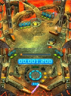 Screenshot Thumbnail / Media File 1 for Metroid Prime Pinball (U)(Mode 7)