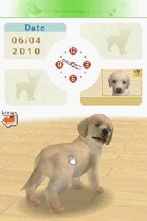 Screenshot Thumbnail / Media File 1 for Nintendogs - Best Friends (U)(Trashman)