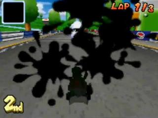 Screenshot Thumbnail / Media File 1 for Mario Kart DS (U)(SCZ)