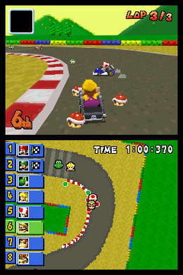 mario kart ds pc download
