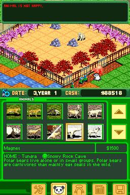 zoo tycoon emulator