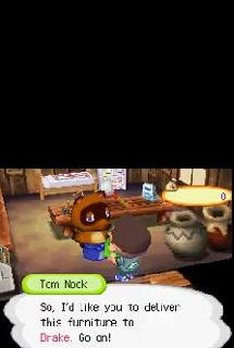 Screenshot Thumbnail / Media File 1 for Animal Crossing - Wild World (U)(SCZ)