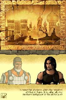 Screenshot Thumbnail / Media File 1 for Battles of Prince of Persia (U)(Trashman)