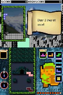 Screenshot Thumbnail / Media File 1 for Tetris DS (U)(WRG)