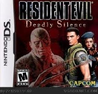 Screenshot Thumbnail / Media File 1 for Resident Evil - Deadly Silence (E)(Legacy)