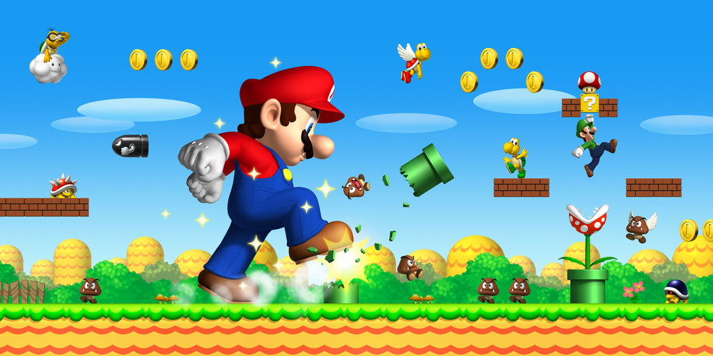 Image result for new super mario bros