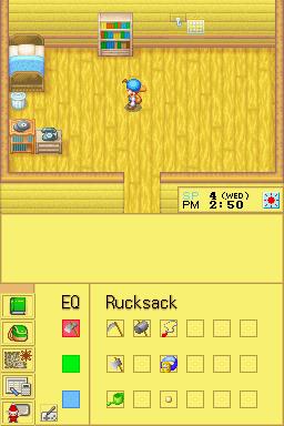 Harvest Moon DS (U)(Legacy) ROM