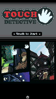 Screenshot Thumbnail / Media File 1 for Touch Detective (U)(Psyfer)